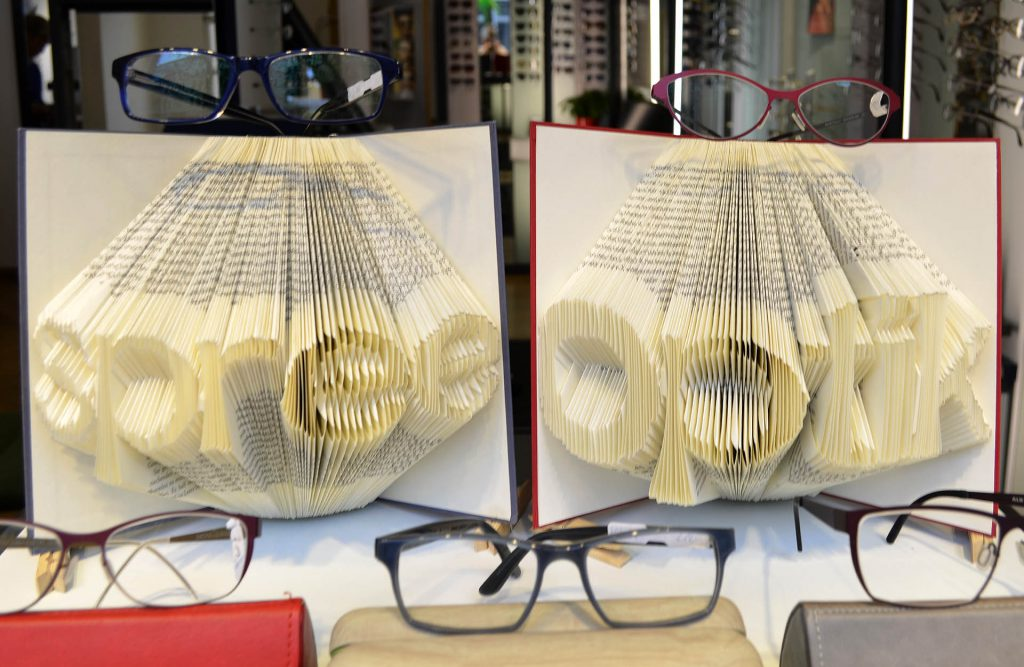 Service wird hier großgeschrieben Spree Optik in Moabit, das Brillenfachgeschäft
